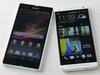 索尼Xperia Z L36h与新HTC One外观全方位对比