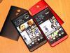 HTC One max魅力红、绝地黑双色图赏