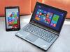 联想ThinkPad 8平板与Yoga笔电动手玩