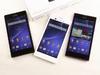 5.3英寸纤薄时尚4G手机索尼Xperia T3