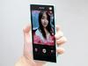 索尼4G自拍手机Xperia C3 玩美彩妆新体验