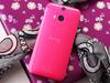 甜美风暴来袭!樱桃红HTC Butterfly 2新色图赏