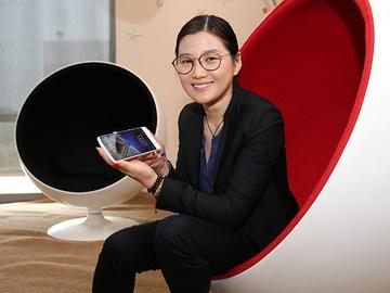 专访OPPO首席设计师 李婕谈N3旋转手机设计理念