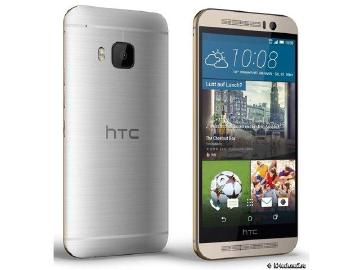 疑似HTC M9大批官图曝光!有金银混搭与黑色两款