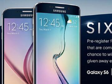 疑Sprint版三星GALAXY S6/S6 Edge宣传图曝光