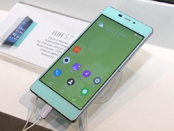 金立发布ELIFE S7纤薄4G手机 主打随变桌面【MWC 2015】