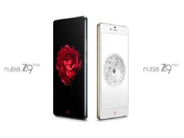 4G全网通nubia Z9 Max/Z9 mini发布 1499起卖