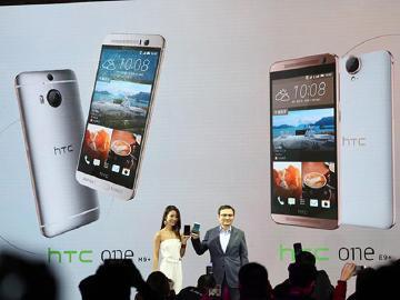 HTC One M9+、E9+在京发布 林心如代言