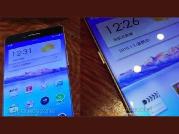 疑无边框手机OPPO R7谍照曝光 传厚度仅4.85mm