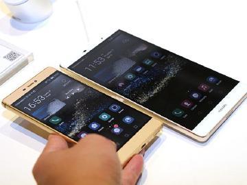 大一号的P8!6.8英寸平板手机华为P8 max