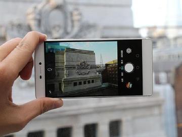 华为P8新旗舰 英国伦敦相机简单实测