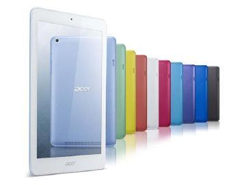 宏碁推Iconia One 8平板、Aspire Switch 10 E等新品