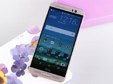 [评测] HTC One M9+外型介绍与效能测试