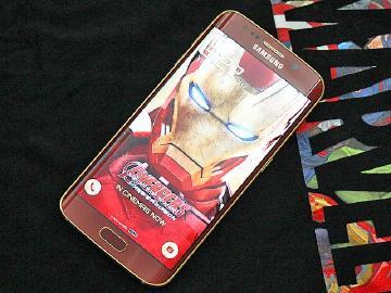 三星GALAXY S6 edge钢铁侠特别版开箱图赏