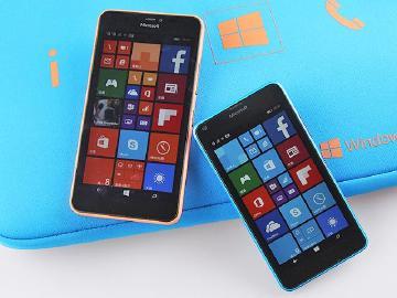 微软Lumia 640/640 XL入门级双机评测