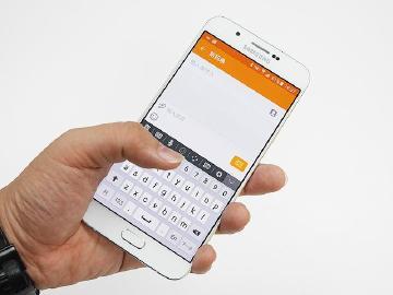 三星最薄手机GALAXY A8外型效能简测
