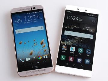HTC M9、华为P8金属旗舰机简单对比