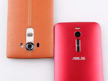 LG G4/华硕ZenFone 2外观与相机PK