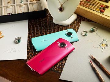 美图手机再拓市场!自拍神器美图M4香港开卖