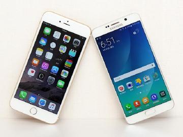 三星Note 5、iPhone6 Plus大屏幕旗舰体验对比