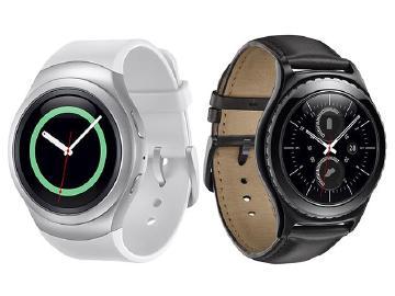 三星正式发布Gear S2智能手表 Tizen系统