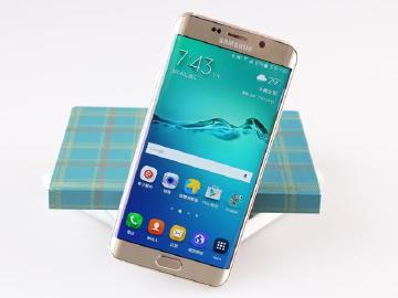 5.7寸双曲面大屏幕三星S6 edge+评测体验分享