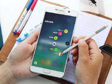 S Pen再进化!三星GALAXY Note 5功能体验