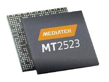 联发科推三款晶片 MT2523锁定运动手表[CES2016]