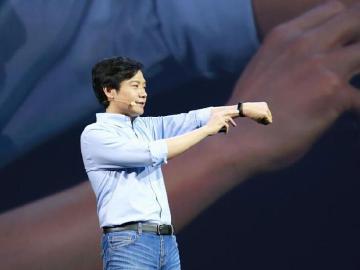 雷军:小米手环2预计6月发布